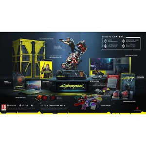 Cyberpunk 2077 Collector's Edition PC