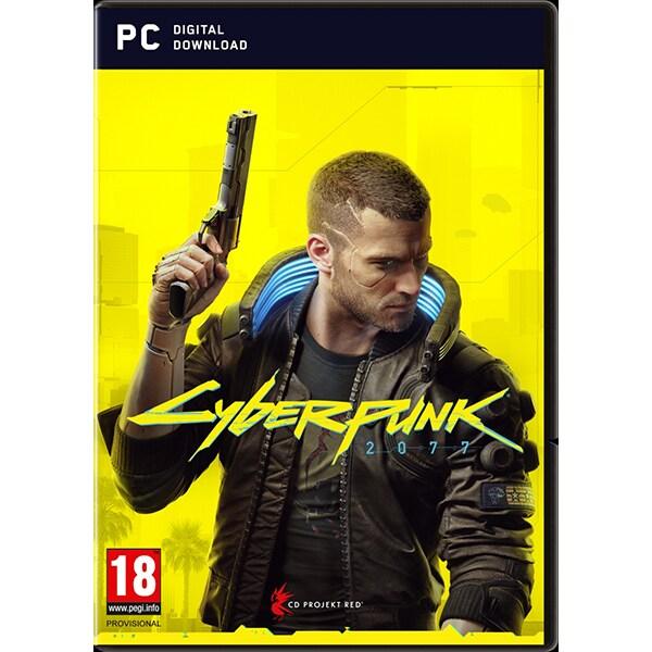 Cyberpunk 2077 PC + bonus precomanda steelbook