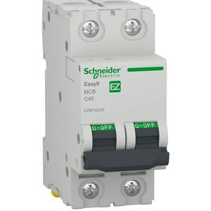 Siguranta automata modulara SCHNEIDER EZ9F32240, 2P, 40A, curba C