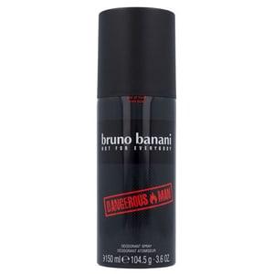 Deodorant spray BRUNO BANANI Dangerous, pentru barbati, 150ml