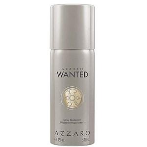 Deodorant spray antiperspirant AZZARO Men Wanted, 150ml