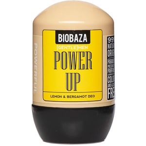 Deodorant roll-on BIOBAZA Power up, 50ml