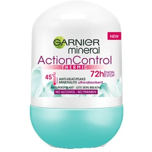 Deodorant roll-on GARNIER Mineral Action Control Thermic, 50ml