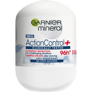 Deodorant roll-on GARNIER Mineral Action Control Clinically Tested, 50ml