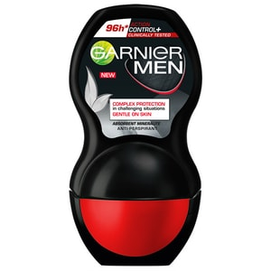Deodorant roll-on GARNIER Men Mineral Action Control Clinically Tested, 50ml