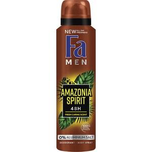 Deodorant spray FA Men Amazonia Spirits, 150ml