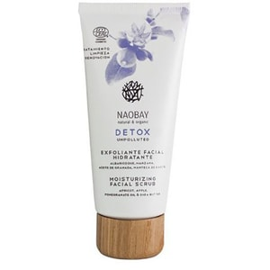 Scrub facial hidratant NAOBAY Detox, 100ml