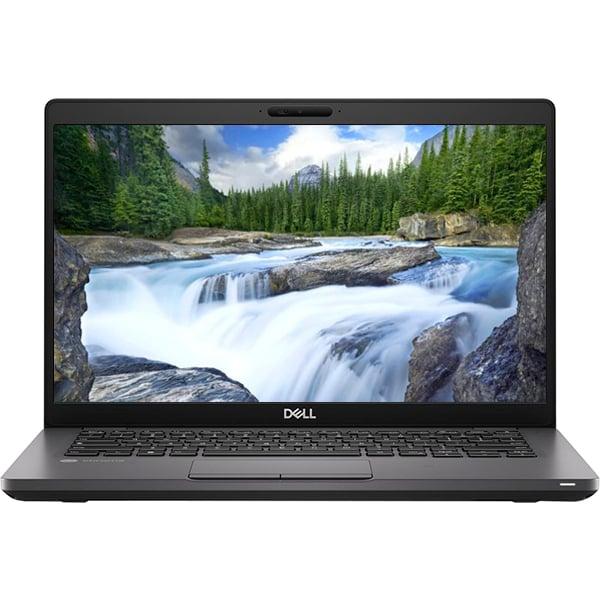 """Laptop DELL Latitude 5400, Intel Core i7-8665U pana la 4.8GHz, 14"""" Full HD, 8GB, SSD 256GB, Intel UHD Graphics 620, Linux, negru"""
