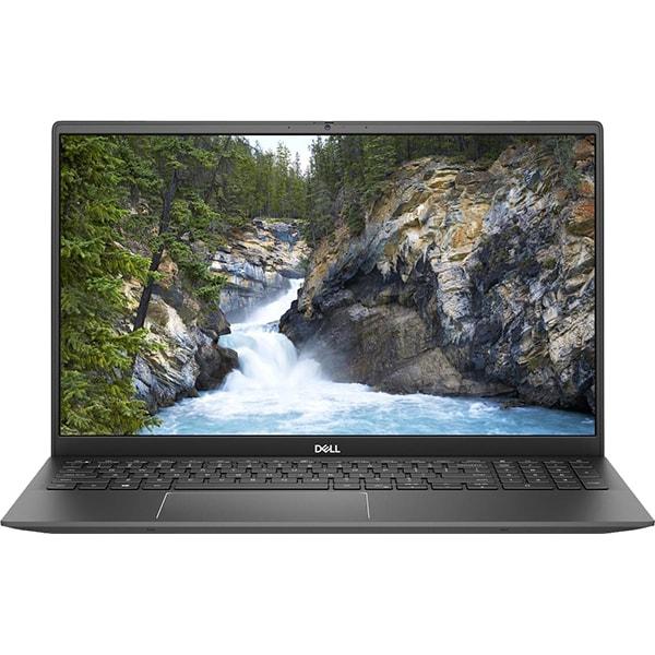 "Laptop DELL Vostro 5502, Intel Core i3-1115G4 pana la 4.1GHz, 15.6"" Full HD, 4GB, SSD 256GB, Intel UHD Graphics, Linux, gri inchis"
