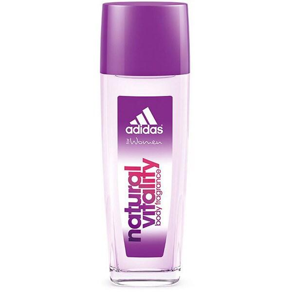 Deodorant natural spray ADIDAS Natural Vitality, pentru femei, 75ml