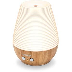 Difuzor de aroma cu ultrasunete BEURER LA40, 180ml, 12W, bej-maro