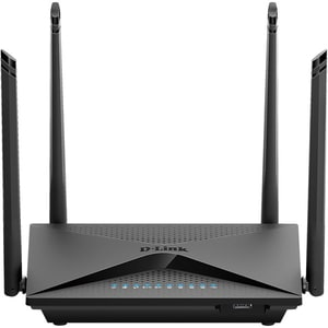 Router Wireless Gigabit D-LINK DIR-853, Dual-Band 400 + 867 Mbps, USB 3.0, negru