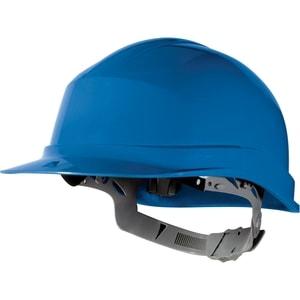 Casca de protectie DELTA PLUS Zircon, polietilena, albastru