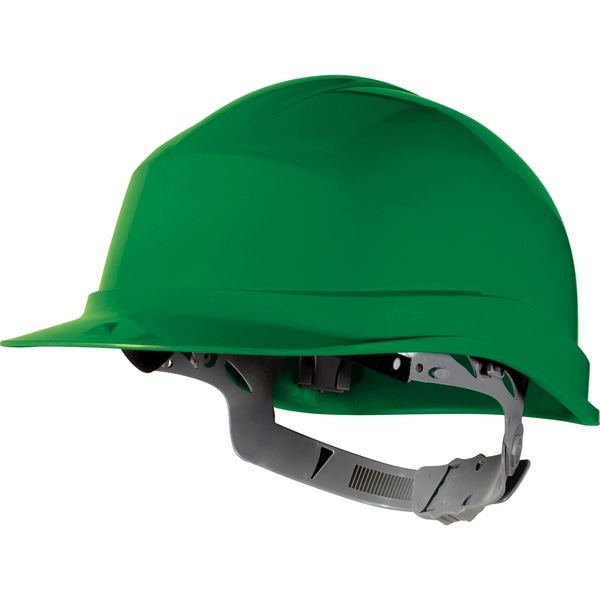 Casca de protectie DELTA PLUS Zircon, polietilena, verde
