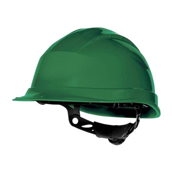 Casca de protectie DELTA PLUS Quartz Up III, polipropilena, verde