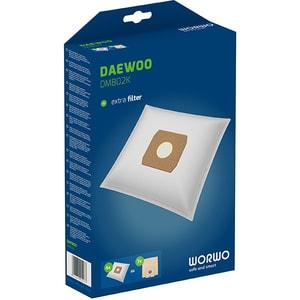 Kit WORWO DMB02K: 4 saci + 1 filtru