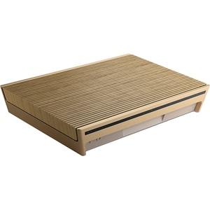 Boxa BANG & OLUFSEN BeoSound Level, 105W RMS, Bluetooth, maro deschis