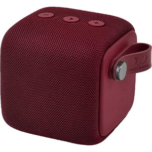 Boxa portabila FRESH 'N REBEL Rockbox Bold S, Bluetooth, Waterproof, Ruby red