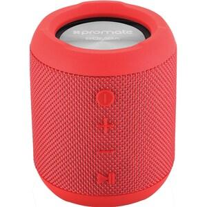 Boxa portabila PROMATE Bomba, Bluetooth, MicroSD, Waterproof, True Wireless, rosu