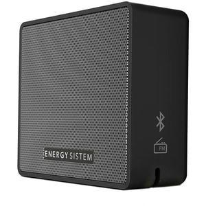 Boxa portabila ENERGY SISTEM Music Box 1+, ENS445639, Bluetooth, microSD, Radio FM, Slate