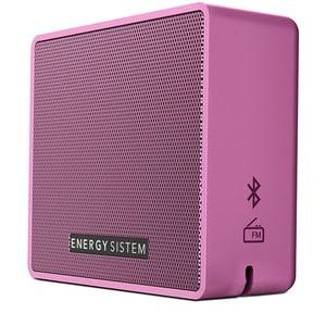 Boxa portabila ENERGY SISTEM Music Box 1+, ENS445943, Bluetooth, microSD, Radio FM, Grape