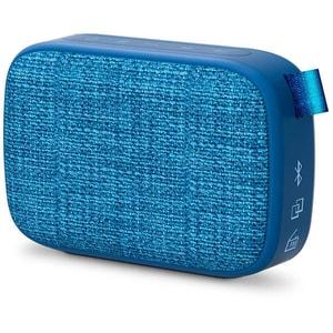 Boxa portabila ENERGY SISTEM Fabric Box 1+ Pocket, ENS446469, Bluetooth, USB, microSD, Radio FM, Blueberry