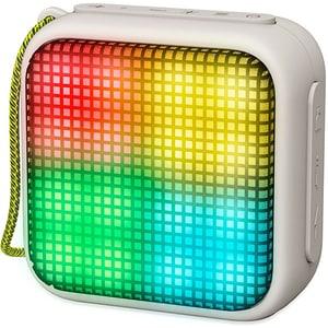 Boxa portabila ENERGY SISTEM Beat Box 2+ Litghtcube, ENS446728, Bluetooth, USB, microSD, Radio FM, LED, Granite