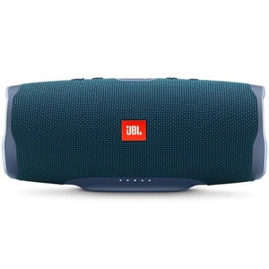Boxa portabila JBL Charge 4, Bluetooth, Powerbank, Bass Radiator, Waterproof, albastru