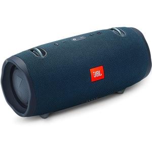 Boxa portabila JBL Xtreme 2, Bluetooth, Waterproof, Powerbank, Bass Radiator, albastru