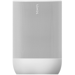 Boxa SONOS Move, Wi-Fi, Bluetooth, alb