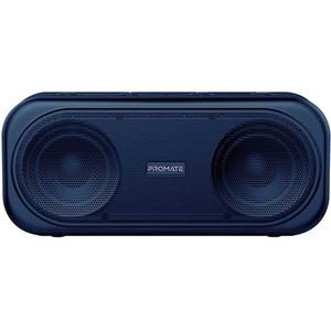 Boxa portabila PROMATE Otic, Bluetooth , Jack 3.5mm, MicroSD, True Wireless, albastru