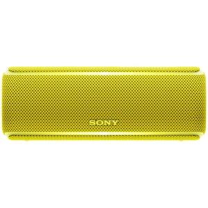 Boxa portabila SONY SRS-XB21Y, Bluetooth, NFC, Wireless, EXTRA BASS, Party Booster, Waterproof, galben
