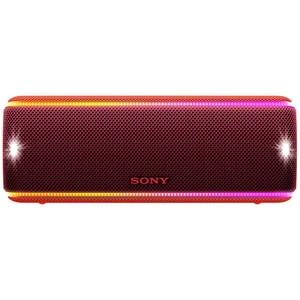 Boxa portabila SONY SRS-XB31R, Bluetooth, NFC, Wireless, EXTRA BASS, Party Booster, Waterproof, rosu