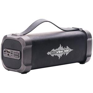 Boxa portabila E-BODA Vibe 100, Bluetooth, USB, Radio FM, negru-gri