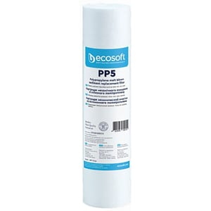 "Cartus ECOSOFT CPV45205ECOEXP, Polipropilena, 4.5 x 20"", 5 Mkm"
