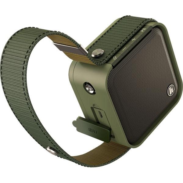 Boxa portabila HAMA Soldier S 173187, Bluetooth, Waterproof, verde