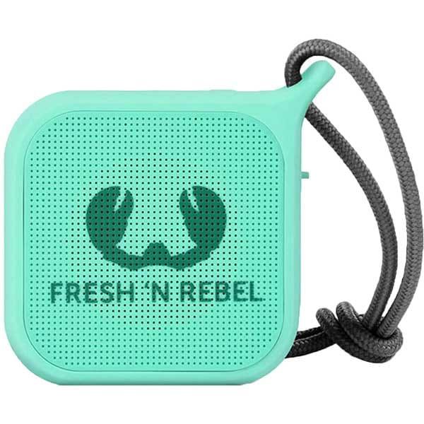 Boxa portabila FRESH 'N REBEL Rockbox Pebble, Bluetooth, Waterproof, Peppermint