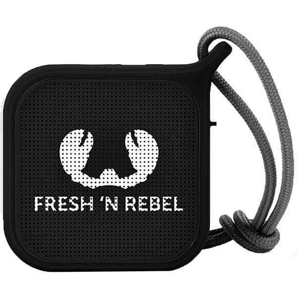 Boxa portabila FRESH 'N REBEL Rockbox Pebble, Bluetooth, Waterproof, Ink