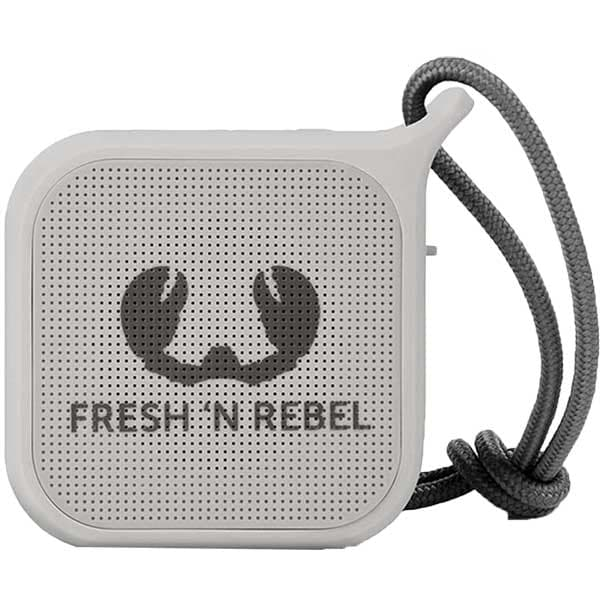 Boxa portabila FRESH 'N REBEL Rockbox Pebble, Bluetooth, Waterproof, Cloud