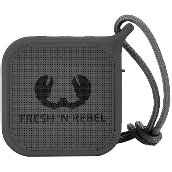 Boxa portabila FRESH 'N REBEL Rockbox Pebble, Bluetooth, Waterproof, Concrete
