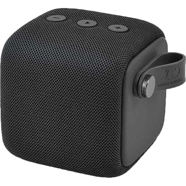 Boxa portabila FRESH 'N REBEL Rockbox Bold S, Bluetooth, Waterproof, Storm grey