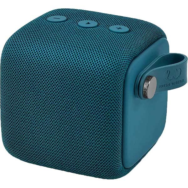 Boxa portabila FRESH 'N REBEL Rockbox Bold S, Bluetooth, Waterproof, Petrol Blue