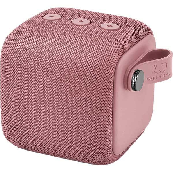 Boxa portabila FRESH 'N REBEL Rockbox Bold S, Bluetooth, Waterproof, Dusty pink