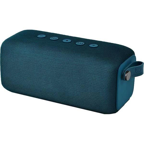 Boxa portabila FRESH 'N REBEL Rockbox Bold M, Bluetooth, Waterproof, Powerbank, Petrol Blue
