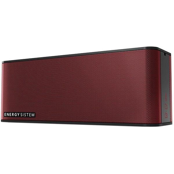 Boxa portabila ENERGY SISTEM Music Box 5+, ENS445899, Bluetooth, microSD, Radio FM, Red