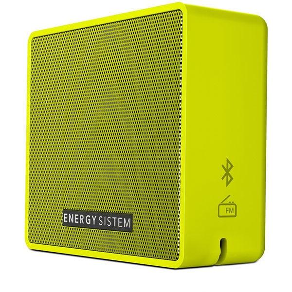 Boxa portabila ENERGY SISTEM Music Box 1+, ENS445967, Bluetooth, microSD, Radio FM, Pear