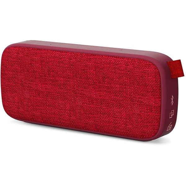 Boxa portabila ENERGY SISTEM Fabric Box 3+ Trend, ENS446520, Bluetooth, USB, microSD, Radio FM, Cherry
