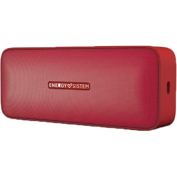 Boxa portabila ENERGY SISTEM Music Box 2, ENS448517, Bluetooth, rosu