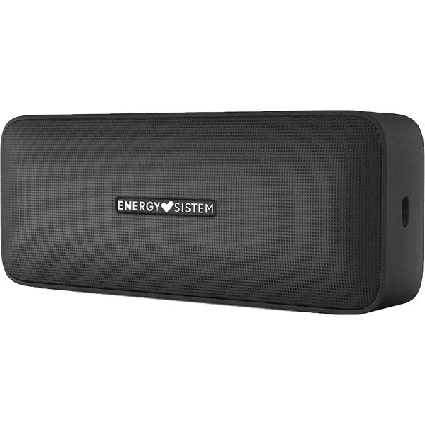 Boxa portabila ENERGY SISTEM Music Box 2+, ENS448531, Bluetooth, MicroSD, Radio FM, negru