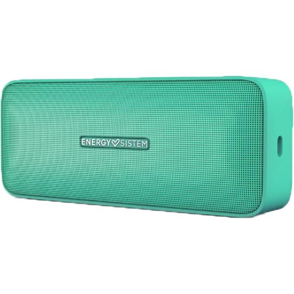 Boxa portabila ENERGY SISTEM Music Box 2+, ENS448548, Bluetooth, MicroSD, Radio FM, verde